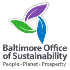 Baltimore Office of Sustainability Logo
